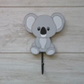 Kids Coat Hook - Koala