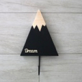 Kids Coat Hook -  Mountain 1