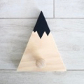 Kids Coat Hook -  Mountain 2